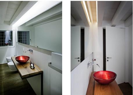 Soffitti In Legno Design : Porta scorrevole in legno porta con sistema scorrevole a