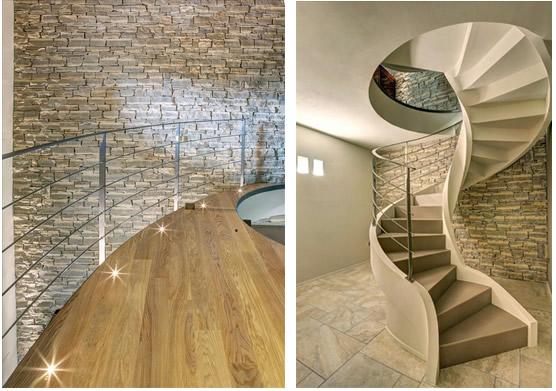 Vuoi sapere come illumino le scale dei miei clienti in for Piani casa sul tetto di bassa altezza