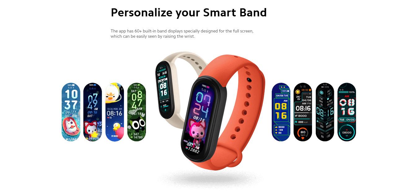 Xiaomi Mi Band 6 Global Version
