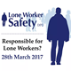 Reliance High-Tech to headline sponsor Lone Worker Safety Expo 2017