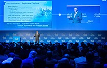Cisco displays solutions at Connect UAE 2017