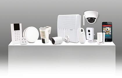 New products from RISCO benefit Installer/End User