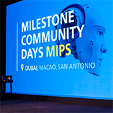Milestone Systems celebrates Solution Power at MIPS EMEA