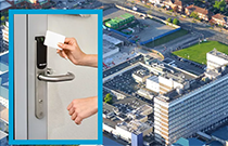 ASSA ABLOY's access control at Aintree hospital