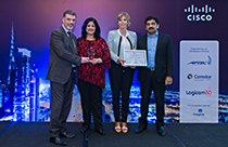 Cisco recognises its 'Partners for Success'