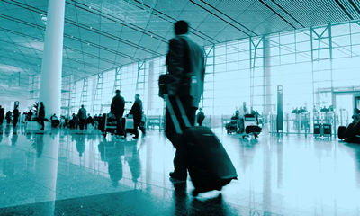 Navigating a flightpath for airport security to counter terrorist threat