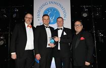 CLIQ® Remote wins Most Innovative New Product