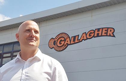 Gallagher enhances UK perimeter team