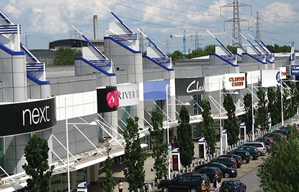 Hikvision equips Gallions Reach Shopping Centre