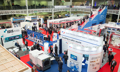 UK Security Expo 2016 Review – the global security showcase