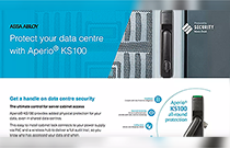 Protect your data centre with Aperio® KS100