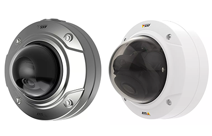 Axis brings new Forensic WDR technology