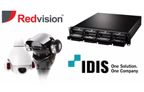 IDIS and Redvision launch successful integration