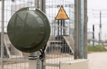CIAS launches new microwave barrier
