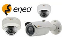 eneo launch a new range of cameras