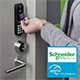 The Esmi access control system gets a wireless upgrade with Aperio® locks