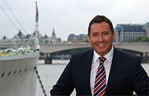 Steven Jones, maritime security expert