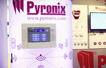 Simplicity from Pyronix at Intersec