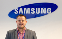Samsung Techwin appoint Technology Partner Manager