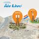 AirMax5X benefits wireless IP surveillance network