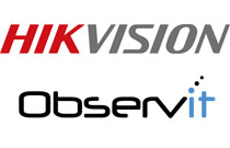 Hikvision and Observit