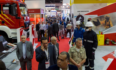 Middle East security, fire and safety markets continue to grow