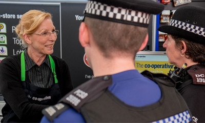Facing up to retail crime with Facewatch