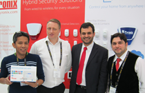 Pyronix at Intersec 2016