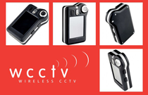 WCCTV live transmission body worn camera