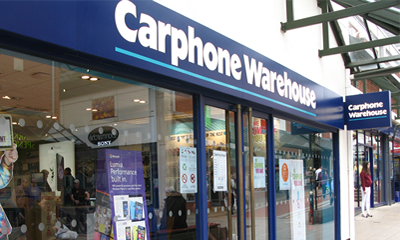 Carphone Warehouse hack via an IP security device?
