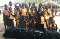 Paxton making a difference with Computers 4 Africa