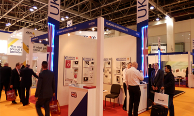 UK pavilion stand space available for Intersec Dubai 2016