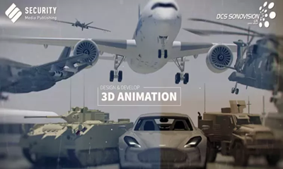 3D Animation from Security Media Publishing and dcs Sonovision