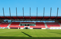Continental Arena relies on Panomera® technology