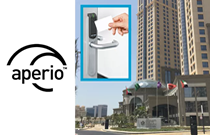 Aperio® is the right choice for Hyatt Hotels