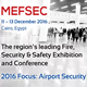 MEFSEC 2016 focuses on Airport Security in the Egyptian market