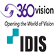 IDIS and 360 Vision complete surveillance integration