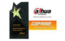 COP Security awarded UK Distributor of the Year