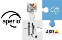 New Aperio® integration with AXIS Network Door Controller