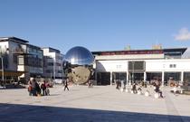Dallmeier watches over Millennium Square