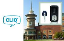 CLIQ® technology cuts key management costs
