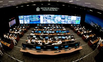 Smart Cities: a smarter Operations Centre for Rio