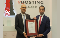 eHosting DataFort achieve certification