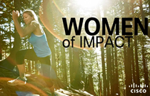 Cisco's Women of Impact 2016 Conference