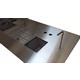 Urmet introduces brushed steel version of Elekta door entry panel