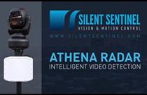 Silent Sentinel radar systems combined CCTV
