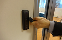 Milestone supplies Access Control Visual