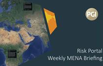 PGI Risk Portal Weekly MENA Briefing