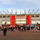 Alpro panic hardware installed at Middlesbrough Riverside Stadium