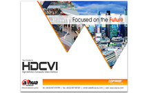 COP Security promotes HD surveillance